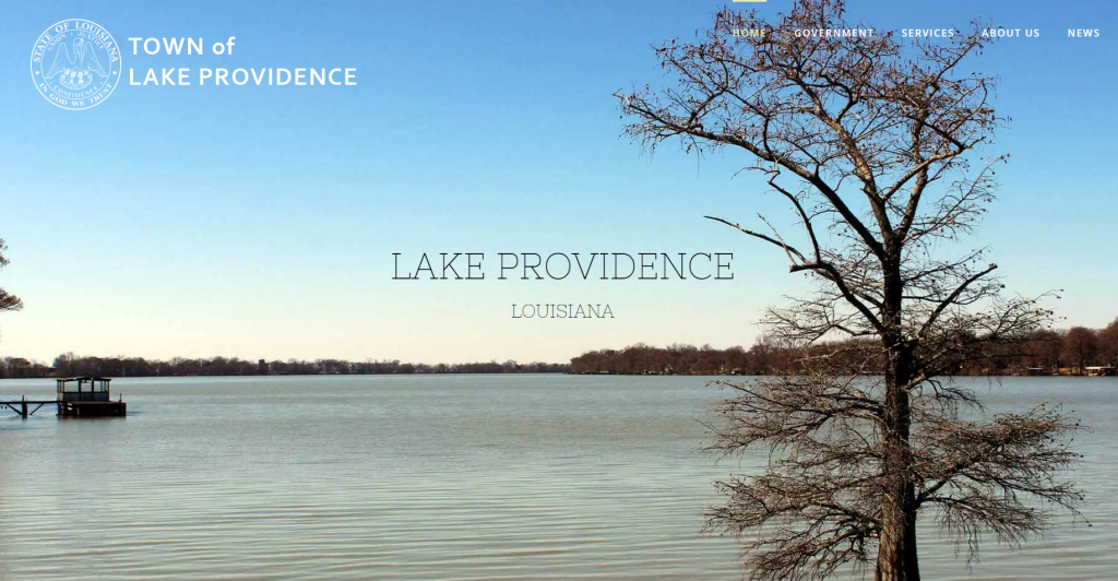 Lake Providence Web Design